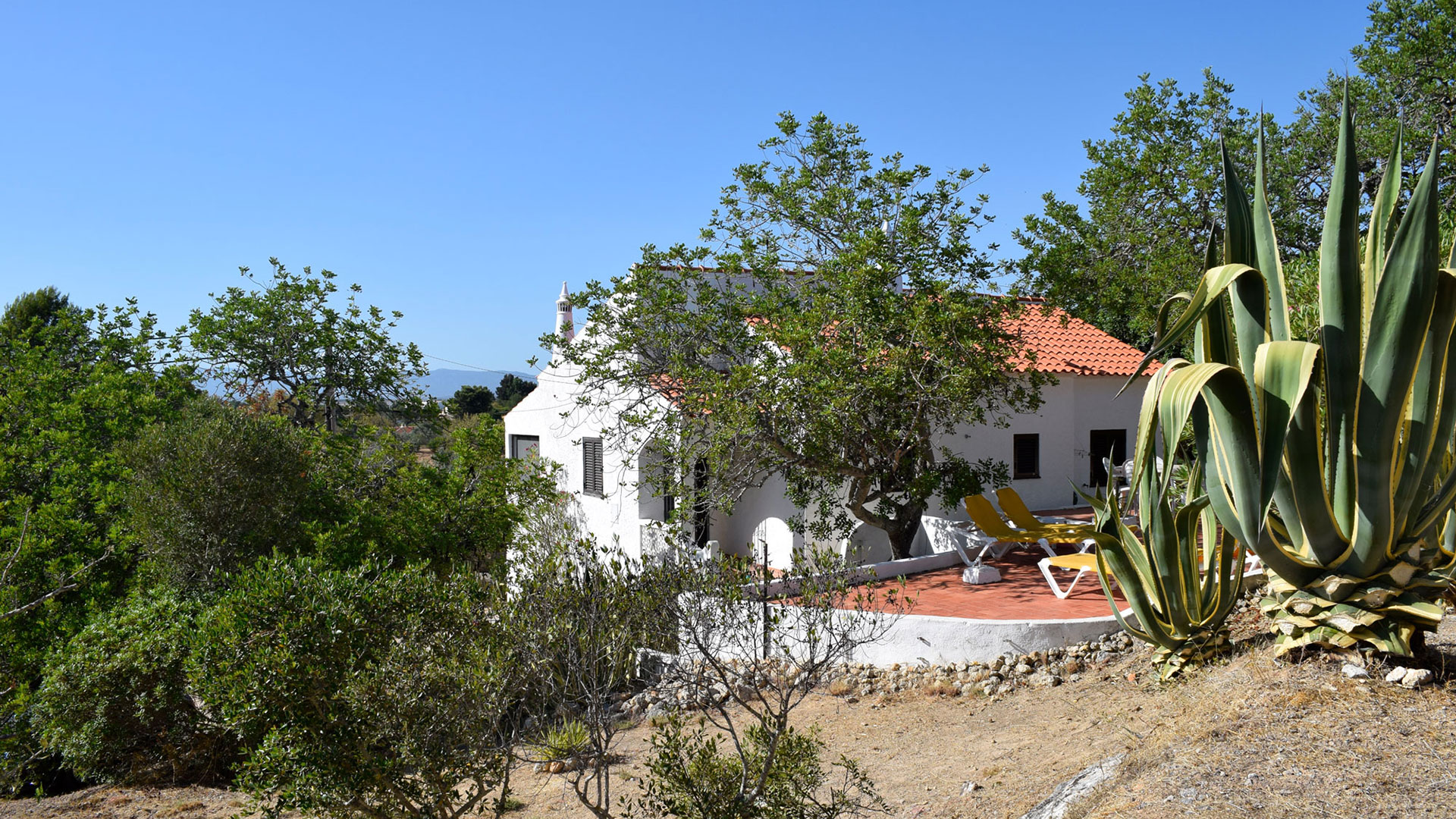 Algarve booking - Casa Alfarrobeira