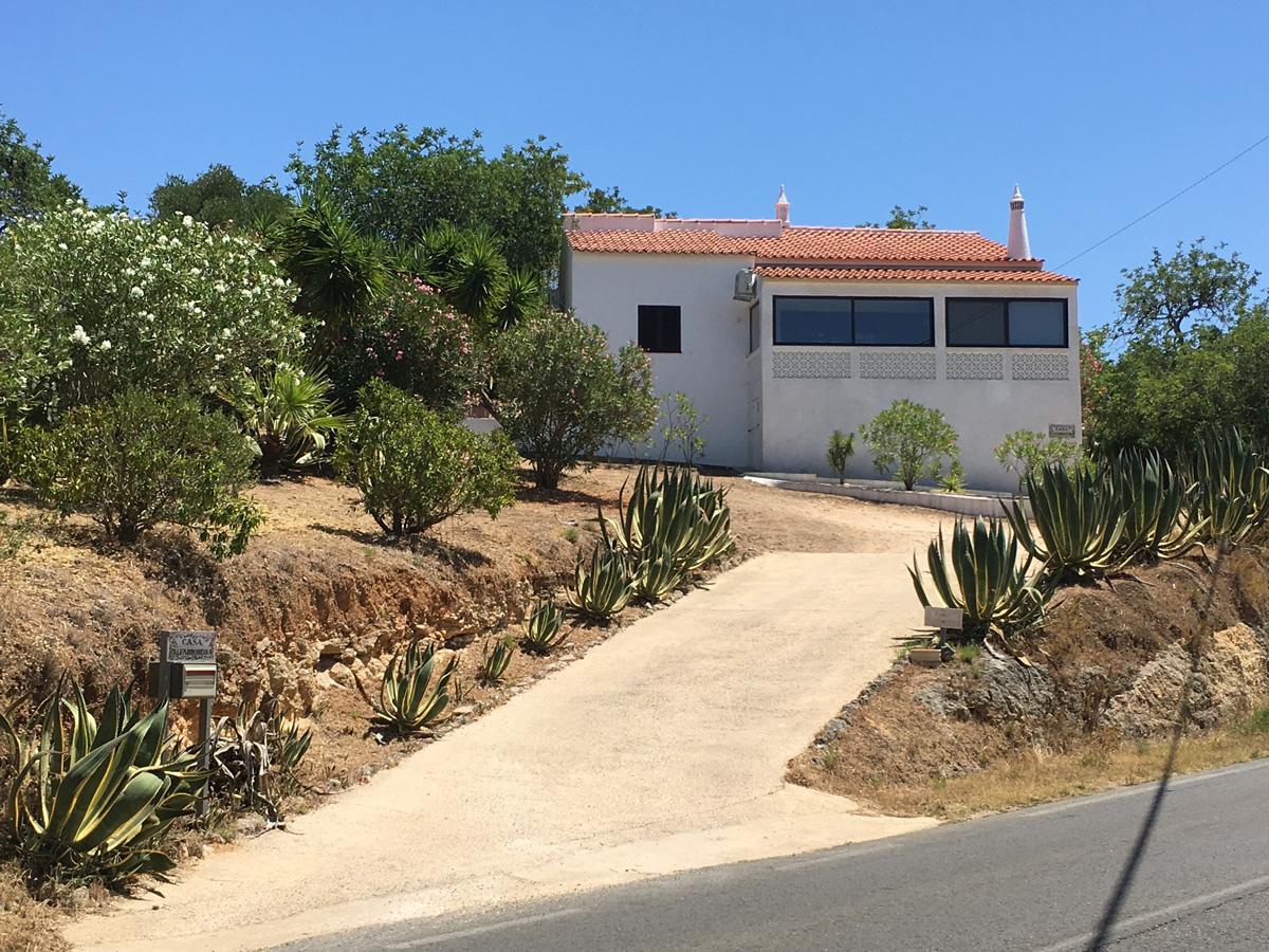 Villa te huur Algarve Lagoa